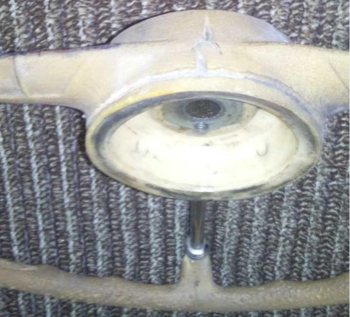 плохой руль газ 21 нужна реставрация