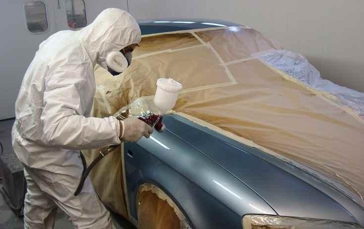 Покраска автомобиля своими руками на ютубе фото 818