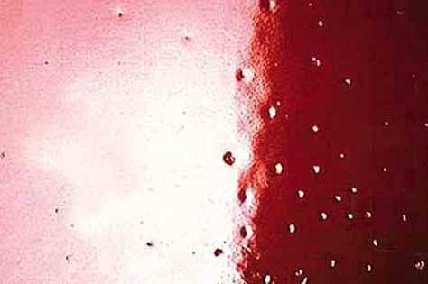 кратеры при покраске