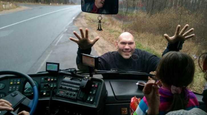 галлюцинация водителя