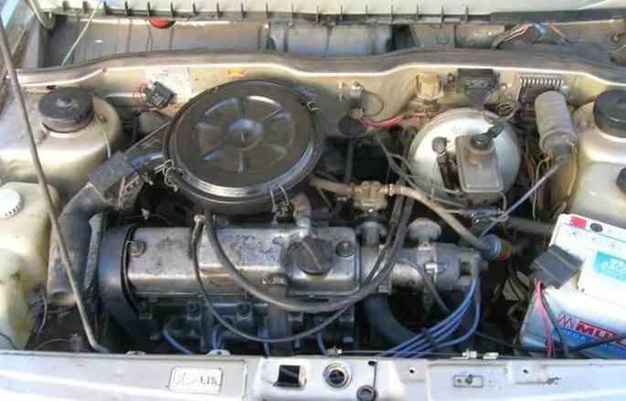 карбюраторный двигатель ваз 2109