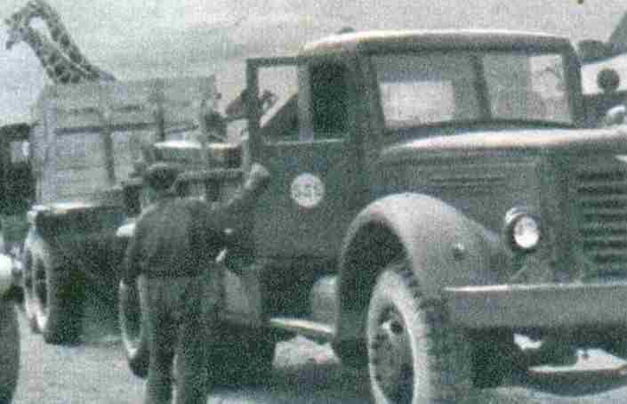 ЯГ-4 грузовик