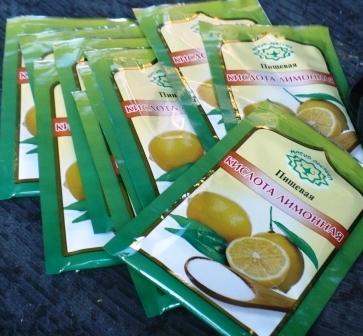 Промывка двигателя лимонной кислотой