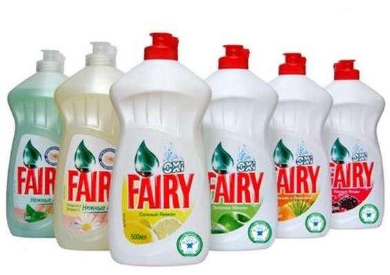 fairy как средство для промывки системы охлаждения.