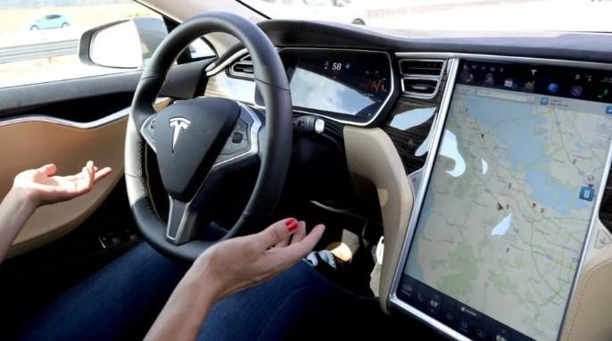 тесла - автомобиль будущего