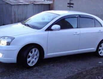 Тойота авенсис 2003-2008