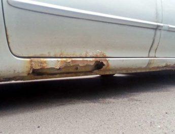 как защитить пороги автомобиля от коррозии чтобы не увидеть вот такую картину?