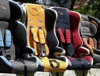 выбор детского кресла для автомобиля
