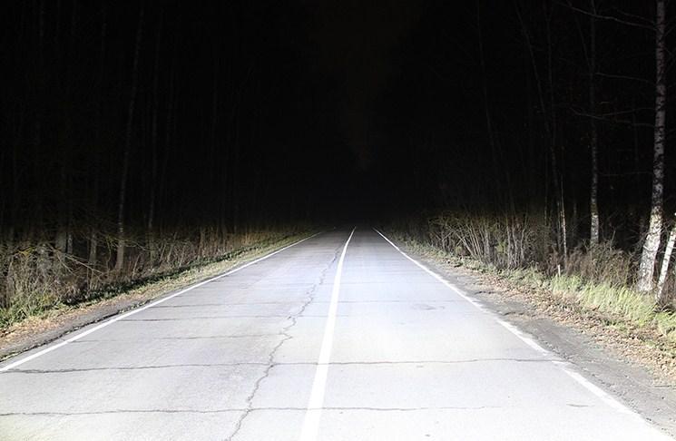 Ближний свет LADA Niva (LED оптика)