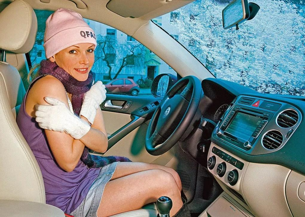 Прогреваем автомобиль - экономим на топливе