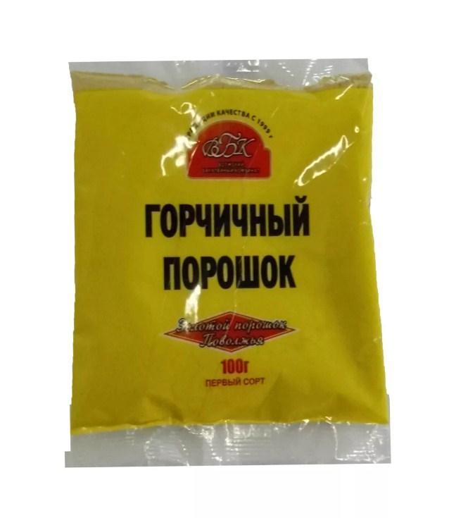 горчица - альтернатива герметикам