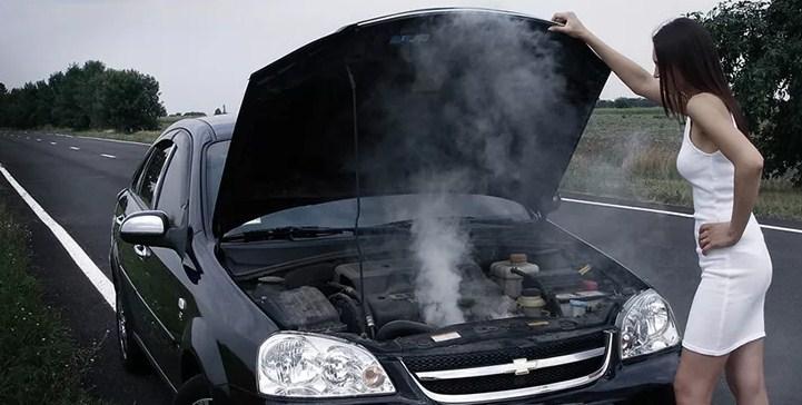 перегрев двигателя - самая частая причина пробоя прокладки гбц