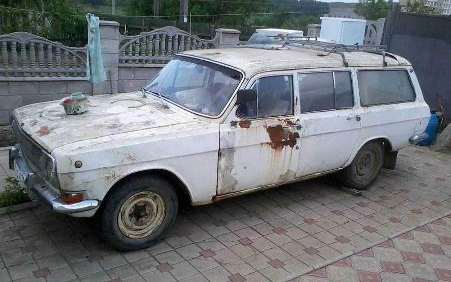 дешевые убитые машины