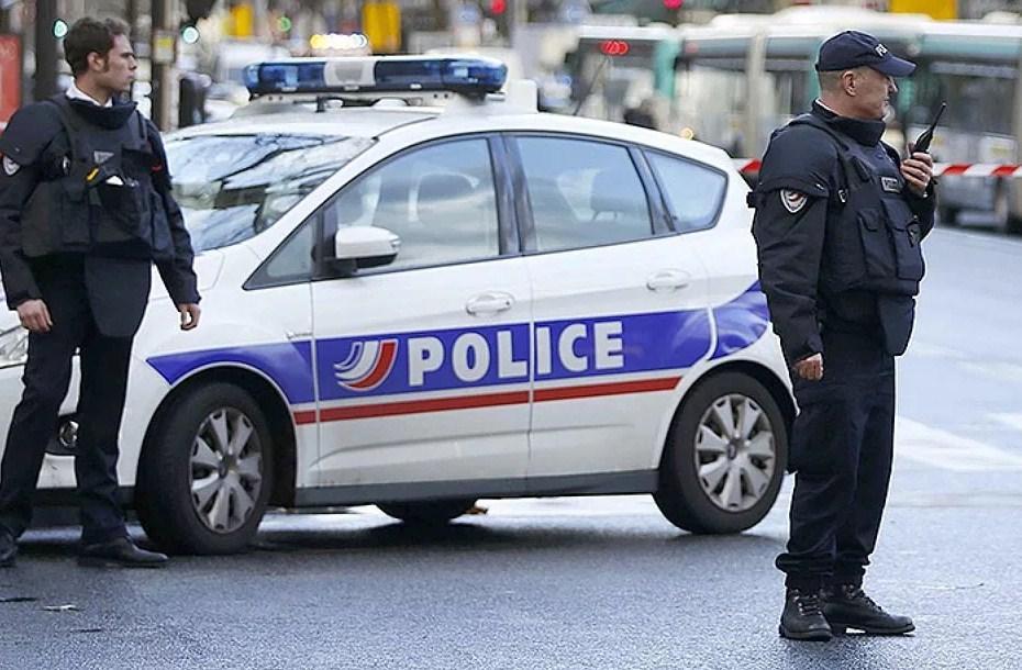 дорожная полиция франции