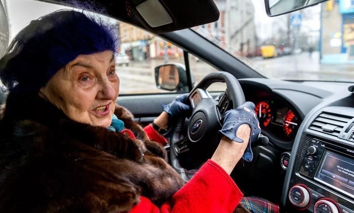 автомобиль для пенсионера