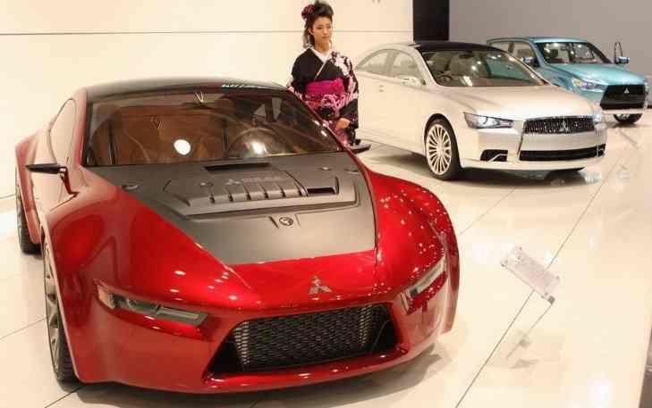 японские машины