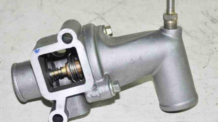 термостат ЗМЗ 406 в корпусе