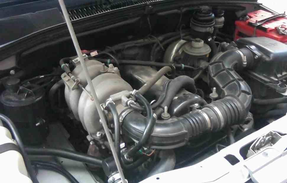 двигатель шевроле нива - слабый и устаревший