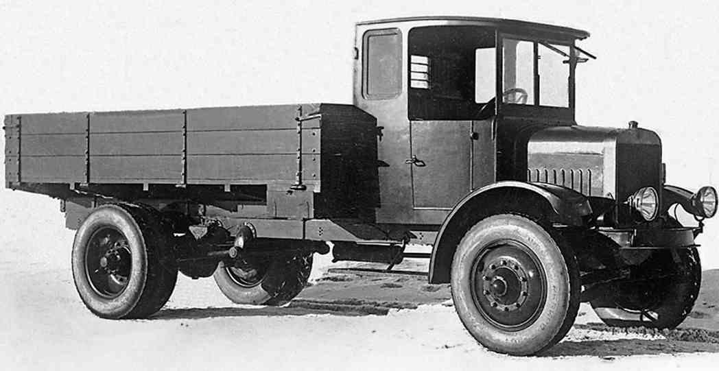Я-3 грузовик СССР