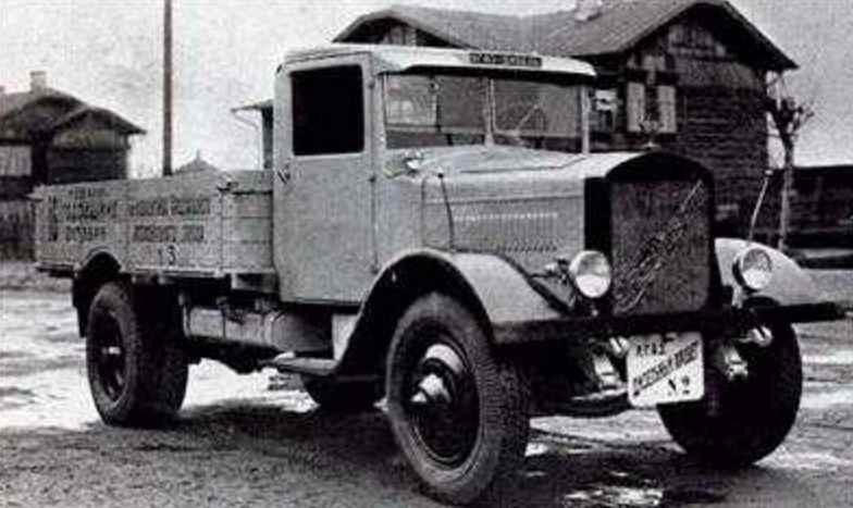 ЯГ-3 (кузов монгольский)
