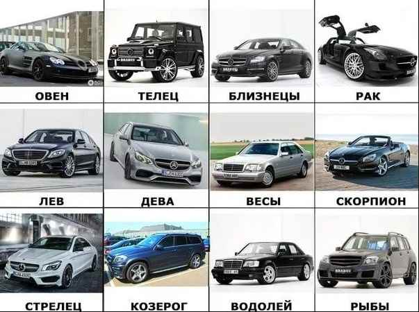 какой автомобиль выбрать
