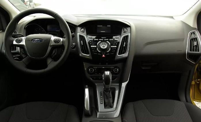 салон форд фокус 3 - стильный и современный