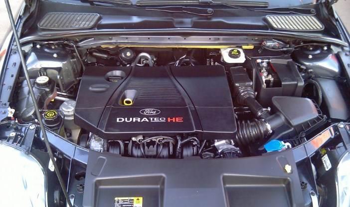 моторный отсек форд мондео 4