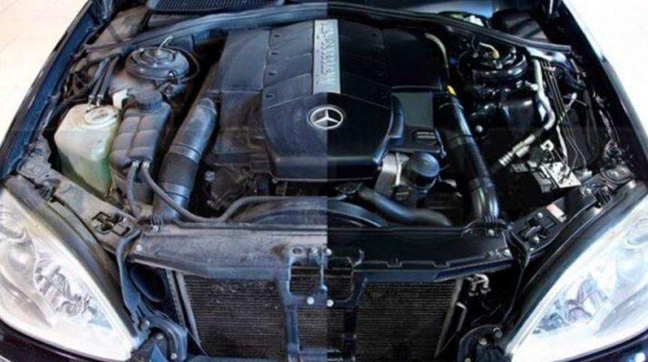стоит ли мыть двигатель?