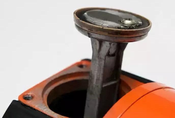 поршень дешевого компрессора