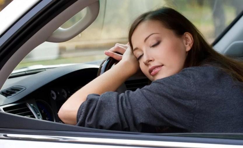 отдых за рулем
