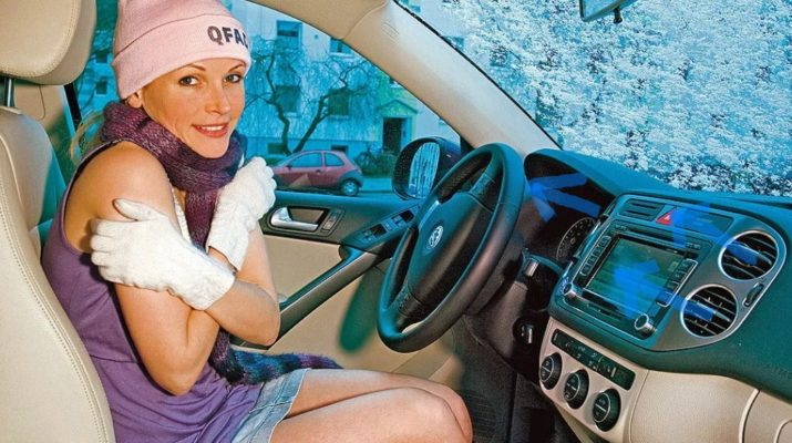 почему в машине не греет печка?