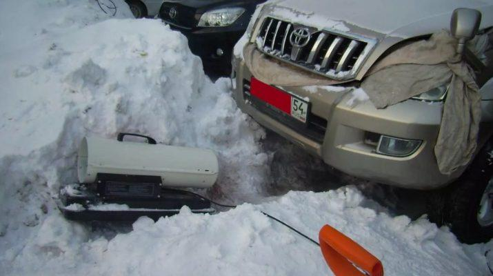почему машина не заводится в мороз